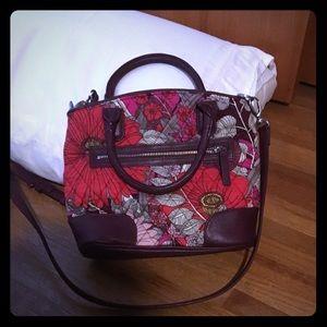 Vera Bradley handbag in Bohemian Blooms